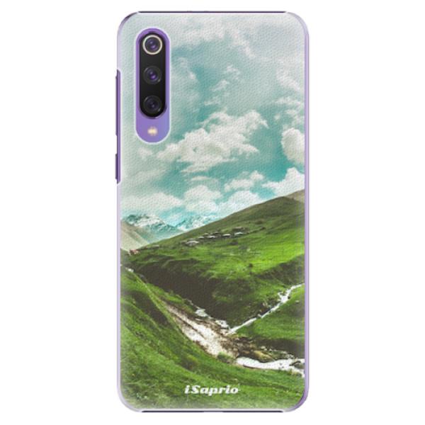 Plastové pouzdro iSaprio - Green Valley - Xiaomi Mi 9 SE