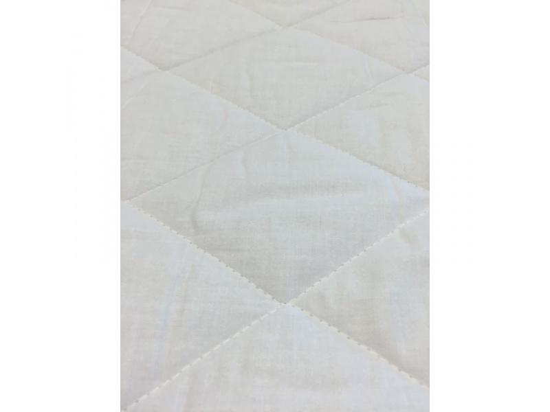Playgro - Chránič na dětské matrace - Prošívaná bavlna