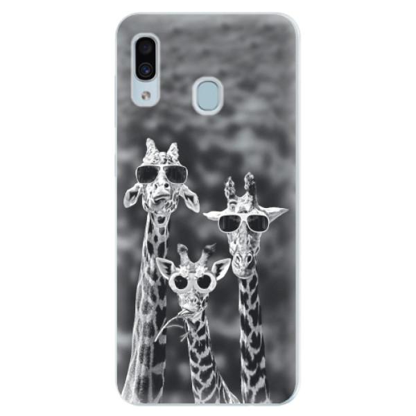 Silikonové pouzdro iSaprio - Sunny Day - Samsung Galaxy A30