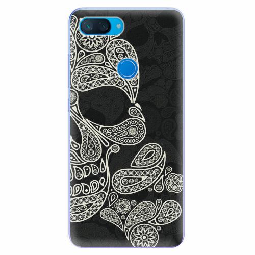 Silikonové pouzdro iSaprio - Mayan Skull - Xiaomi Mi 8 Lite