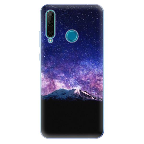 Odolné silikonové pouzdro iSaprio - Milky Way - Honor 20e