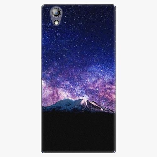 Plastový kryt iSaprio - Milky Way - Lenovo P70