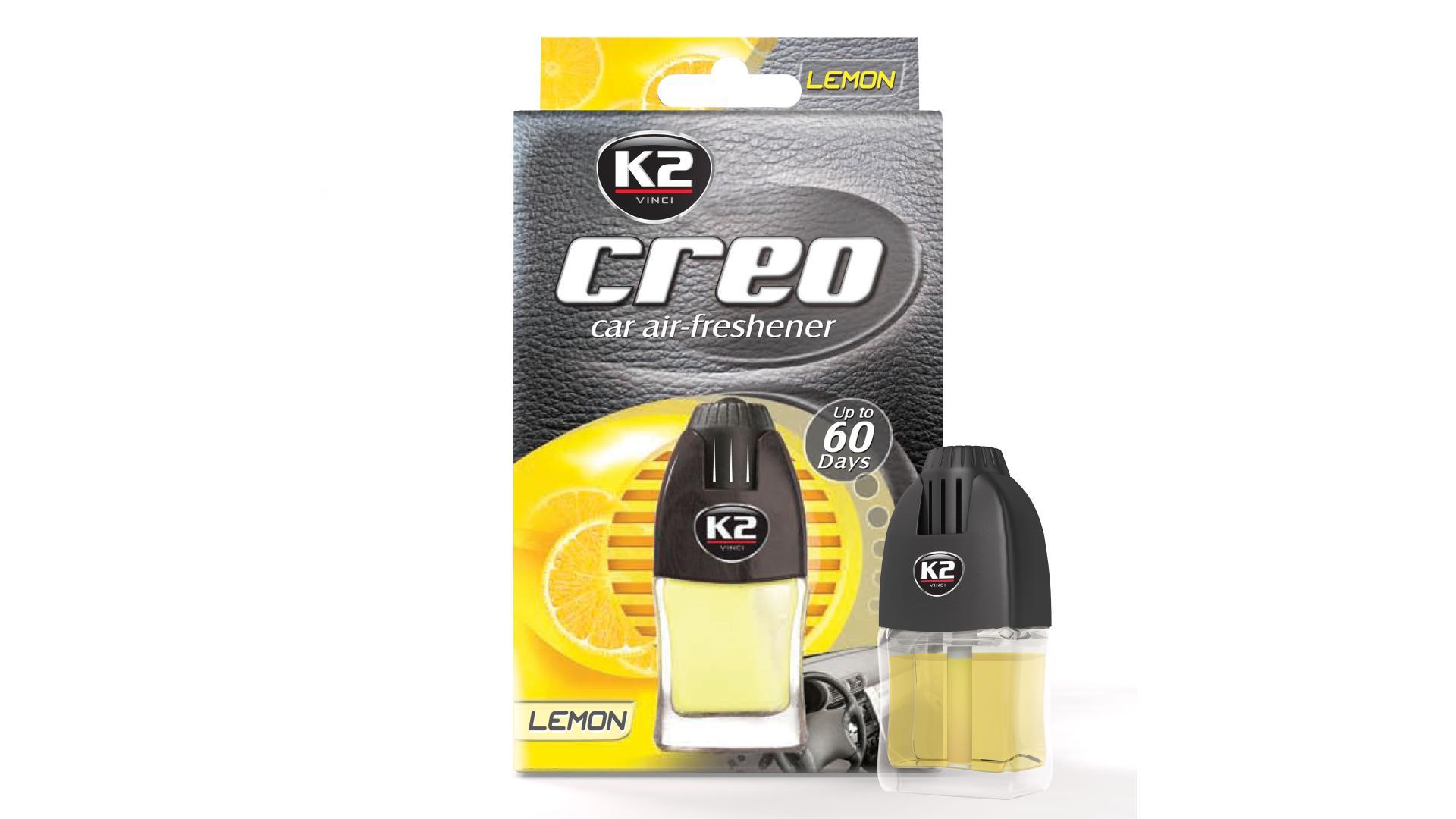 K2 CREO BLACK LEMON