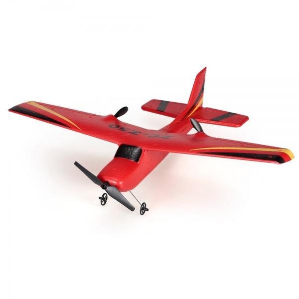 Letadlo S50 s gyro stabilizací - 25 minut letu