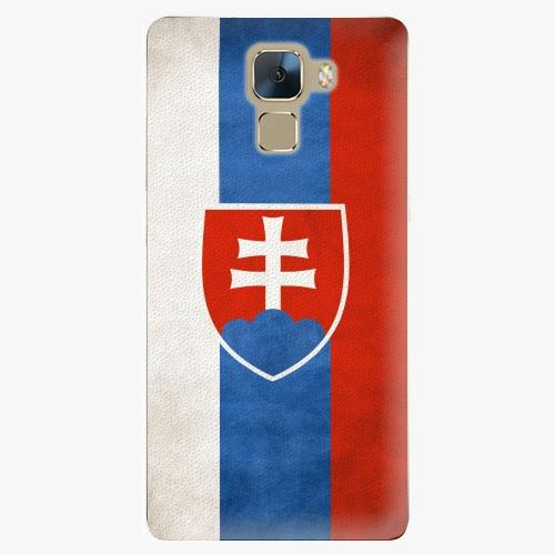 Plastový kryt iSaprio - Slovakia Flag - Huawei Honor 7