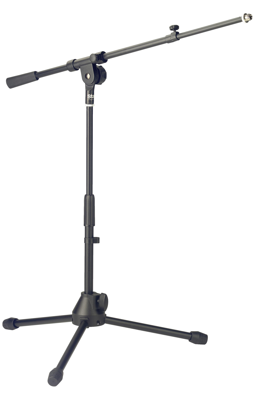 Stagg MIS-2004BK, nízký mikrofonní stojan