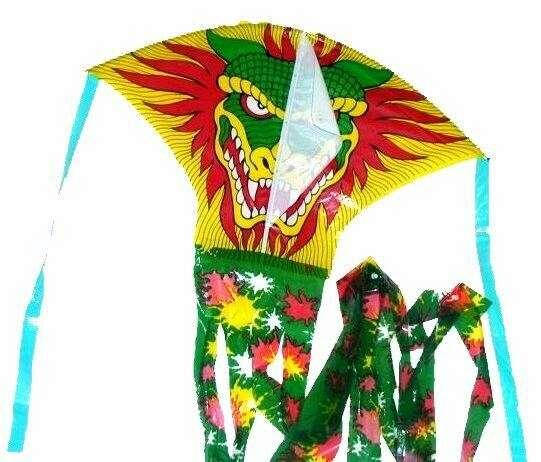 Drak Monster létající 43 x 70 cm