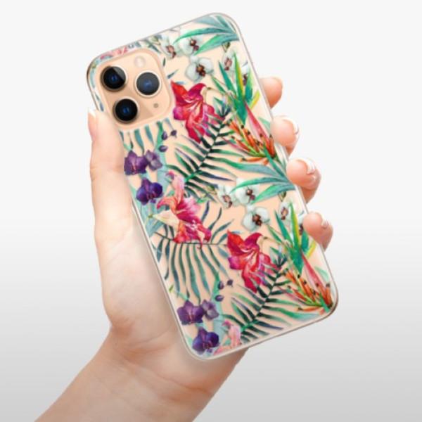 Odolné silikonové pouzdro iSaprio - Flower Pattern 03 - iPhone 11 Pro