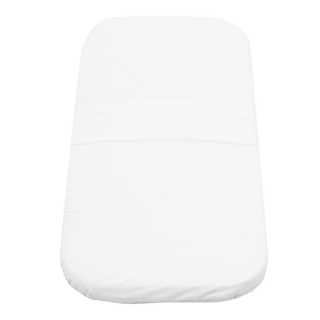 Dětská pěnová matrace do kočárku New Baby 75x35 - bílá