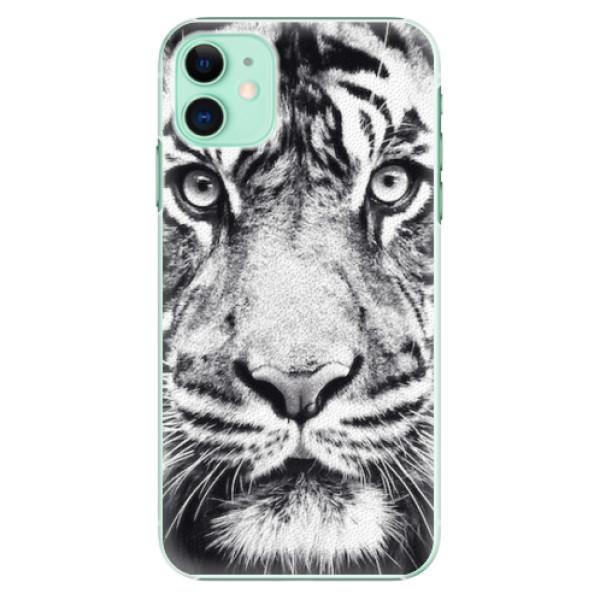 Plastové pouzdro iSaprio - Tiger Face - iPhone 11