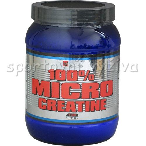 100% Micro Creatine 454g