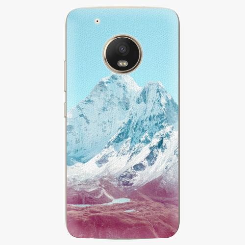 Plastový kryt iSaprio - Highest Mountains 01 - Lenovo Moto G5 Plus