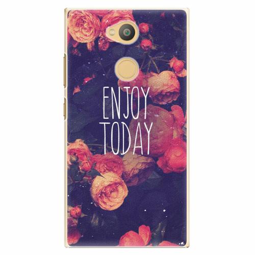 Plastový kryt iSaprio - Enjoy Today - Sony Xperia L2