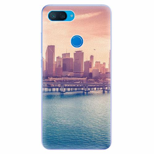 Silikonové pouzdro iSaprio - Morning in a City - Xiaomi Mi 8 Lite