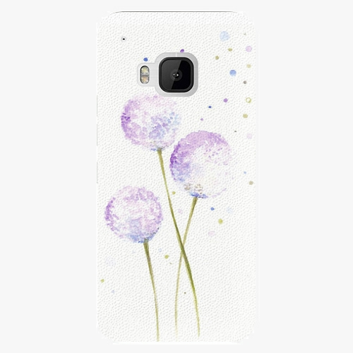 Plastový kryt iSaprio - Dandelion - HTC One M9