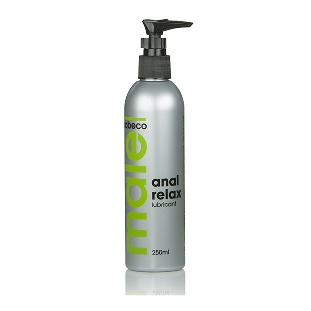 MALE Cobeco Anal Relax Lubricant 250 ml