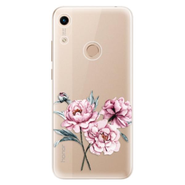 Odolné silikonové pouzdro iSaprio - Poeny - Huawei Honor 8A