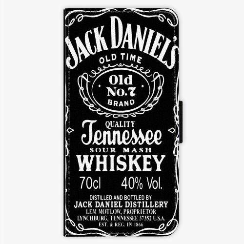 Flipové pouzdro iSaprio - Jack Daniels - Nokia 5