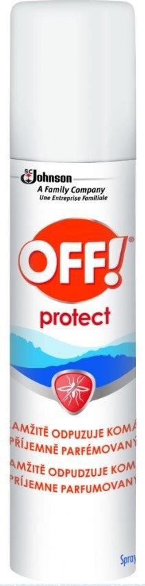 Protect sprej, repelent, odpuzovač hmyzu, 100 ml