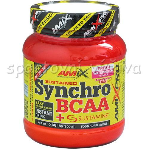 Synchro BCAA + Sustamine Drink - 300g-fruit-punch