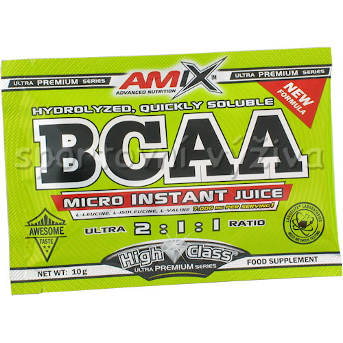 BCAA Micro Instant Juice 10g