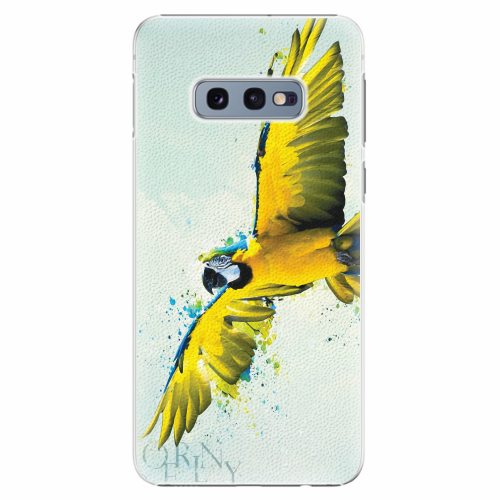 Plastový kryt iSaprio - Born to Fly - Samsung Galaxy S10e