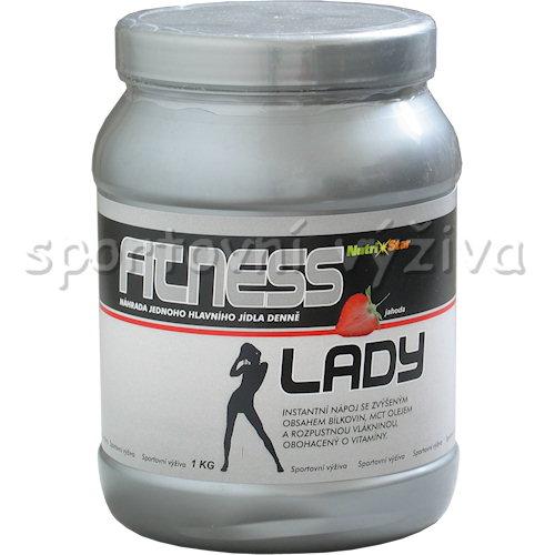 Fitness lady pro - 1000g-jahoda