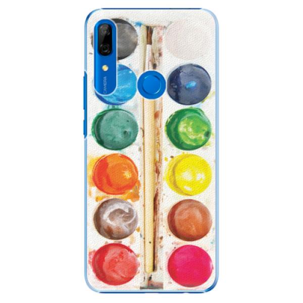 Plastové pouzdro iSaprio - Watercolors - Huawei P Smart Z
