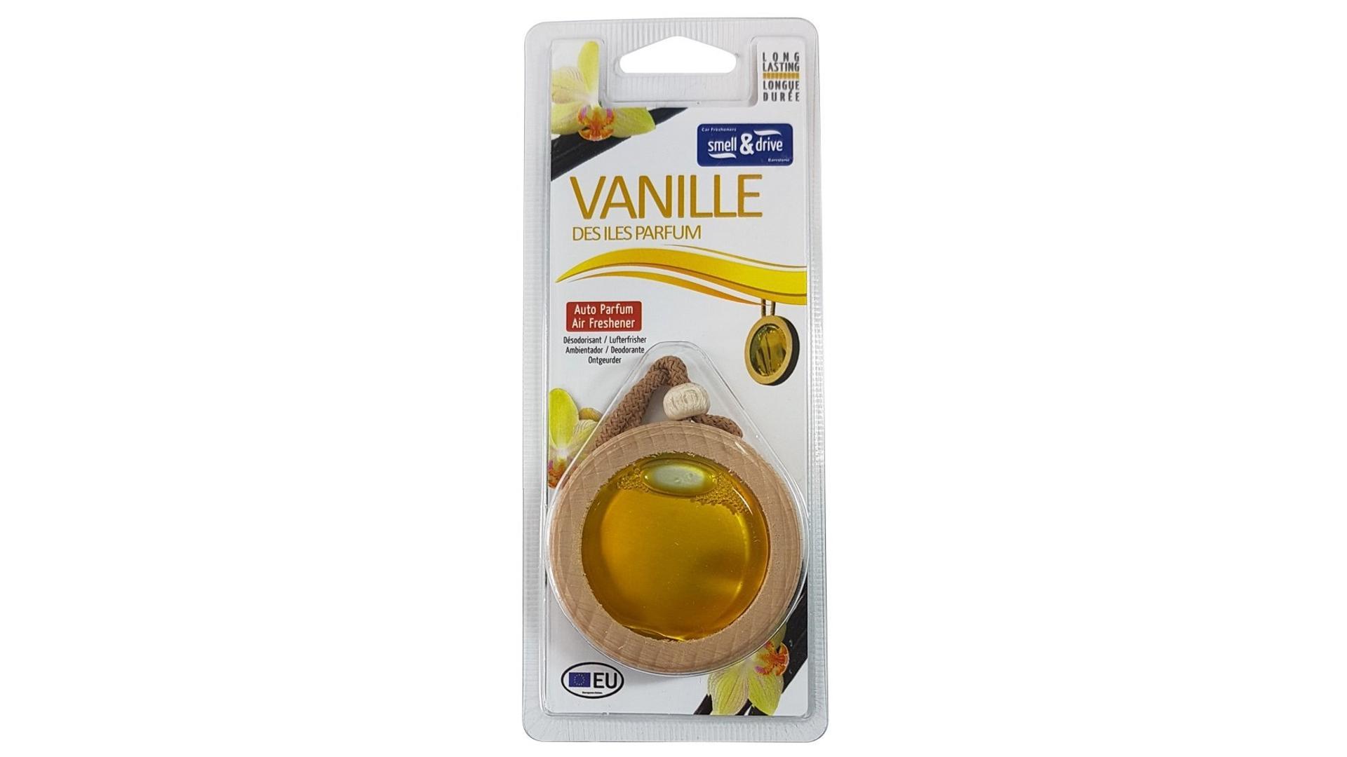 SMELL & DRIVE Membrane 6 ml oriental vanilla
