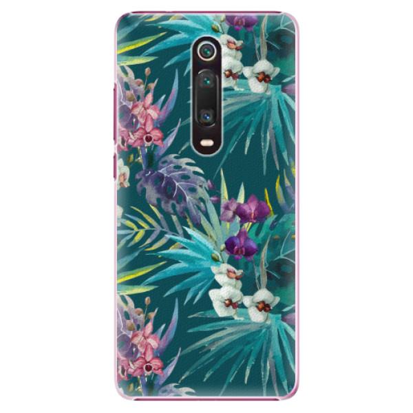 Plastové pouzdro iSaprio - Tropical Blue 01 - Xiaomi Mi 9T