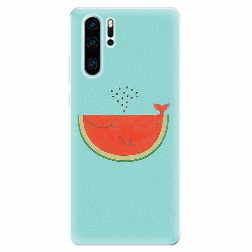 Silikonové pouzdro iSaprio - Melon - Huawei P30 Pro