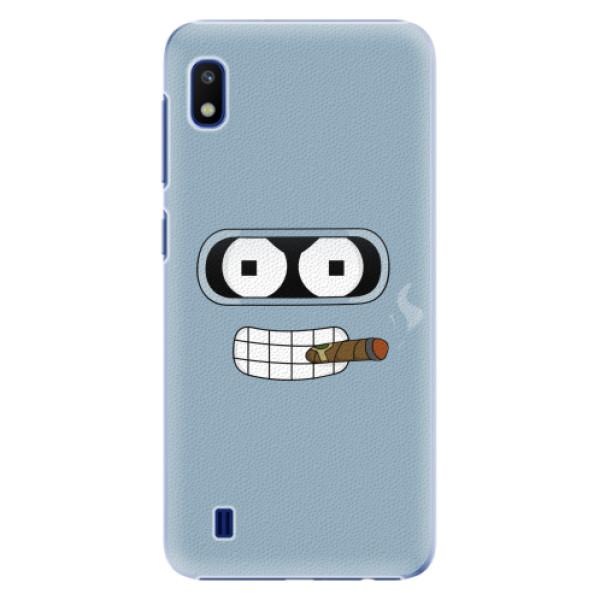 Plastové pouzdro iSaprio - Bender - Samsung Galaxy A10