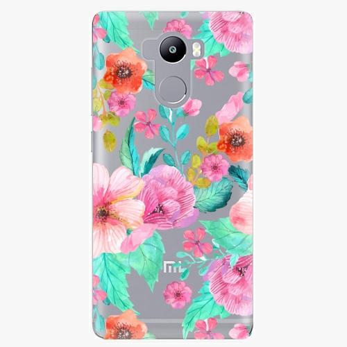 Plastový kryt iSaprio - Flower Pattern 01 - Xiaomi Redmi 4 / 4 PRO / 4 PRIME