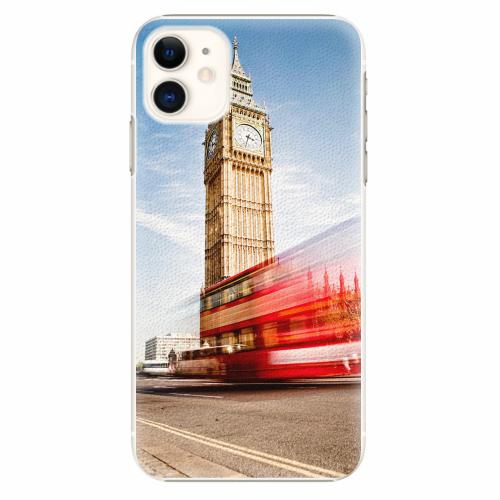 Plastový kryt iSaprio - London 01 - iPhone 11