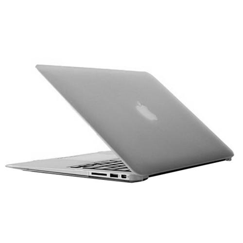 Polykarbonátové pouzdro / kryt iSaprio pro MacBook Air 11 průhledné matné