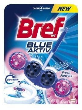 Blue Aktiv WC blok, Fresh Flower 50 g