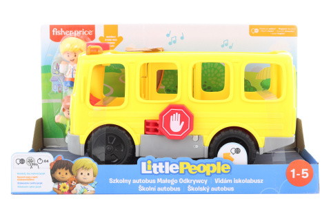 Fisher-Price Little People Školní autobus GXR97 TV 1.4-30.6.2021