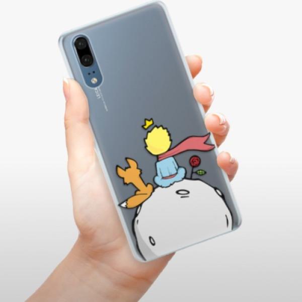 Silikonové pouzdro iSaprio - Prince - Huawei P20