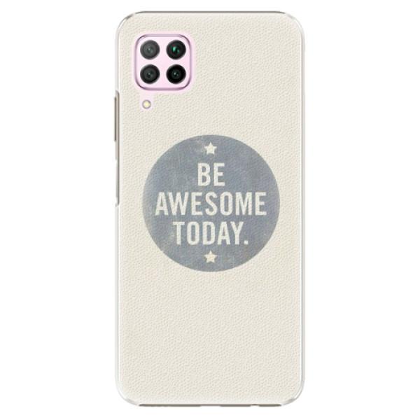 Plastové pouzdro iSaprio - Awesome 02 - Huawei P40 Lite