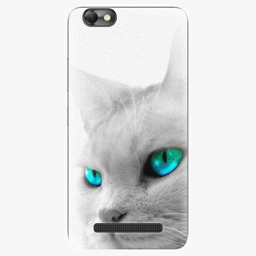Plastový kryt iSaprio - Cats Eyes - Lenovo Vibe C