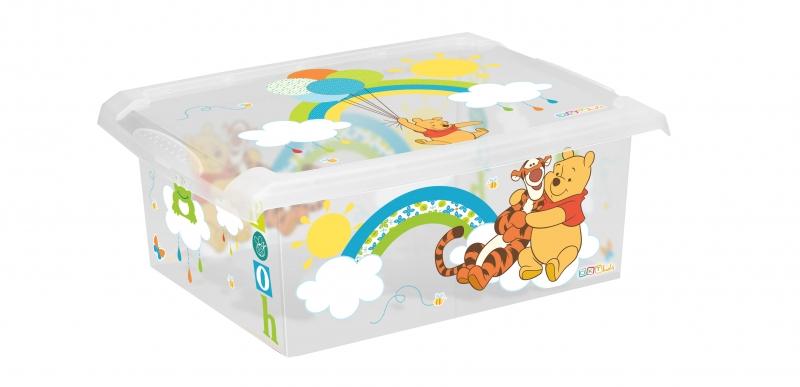 Keeeper Box Medvídek PÚ - 10 l
