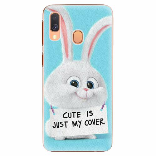 Plastový kryt iSaprio - My Cover - Samsung Galaxy A40