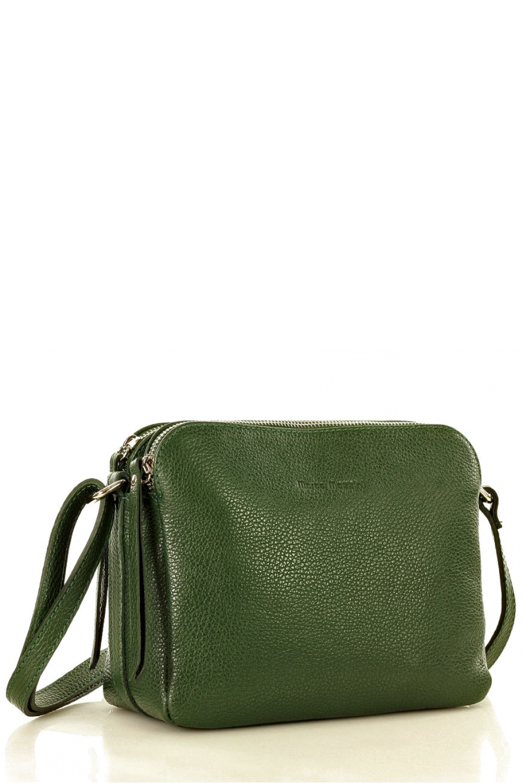 Přírodní kožená taška model 136621 Mazzini - UNI velikost