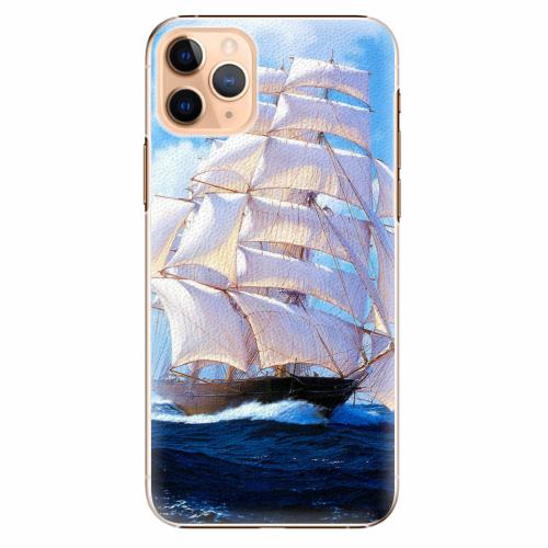 Plastový kryt iSaprio - Sailing Boat - iPhone 11 Pro Max