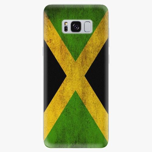 Silikonové pouzdro iSaprio - Flag of Jamaica - Samsung Galaxy S8