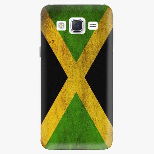 Plastový kryt iSaprio - Flag of Jamaica - Samsung Galaxy Core Prime