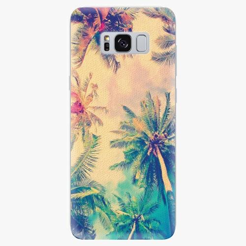Plastový kryt iSaprio - Palm Beach - Samsung Galaxy S8