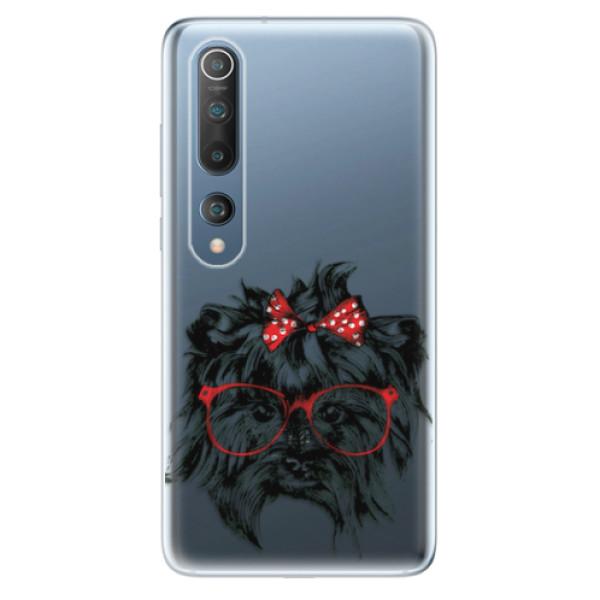 Odolné silikonové pouzdro iSaprio - Dog 03 - Xiaomi Mi 10 / Mi 10 Pro
