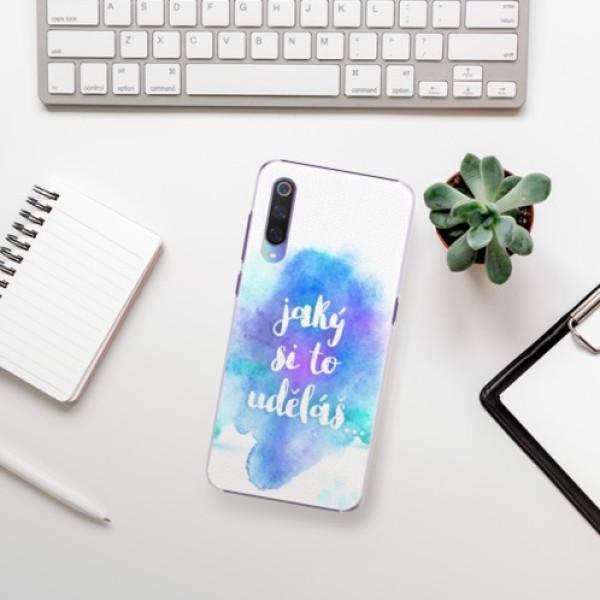Plastové pouzdro iSaprio - Jaký si to uděláš - Xiaomi Mi 9