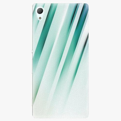 Plastový kryt iSaprio - Stripes of Glass - Sony Xperia Z3+ / Z4